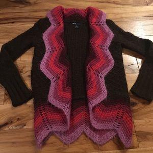 Gap kids girls sweater/cardigan size Small (6-7)
